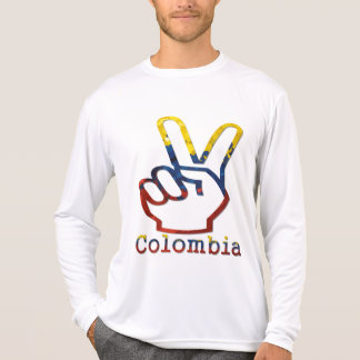 Colombian Peace Sign T-Shirt