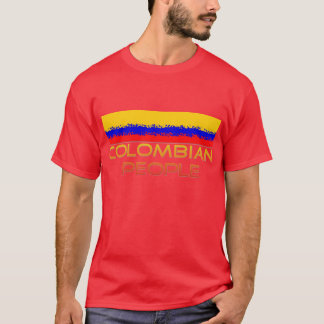 Colombian People T-Shirt