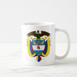 Colombia's Coat of Arms Mug
