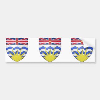 Colombie Britannique, Canada Bumper Sticker