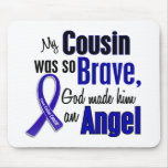 Colon Cancer ANGEL 1 Cousin (Male) Mouse Pads