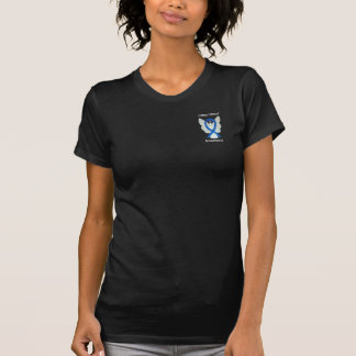 Colon Cancer Awareness Ribbon Angel Custom Shirts