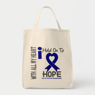 Colon Cancer I Hold On To Hope
