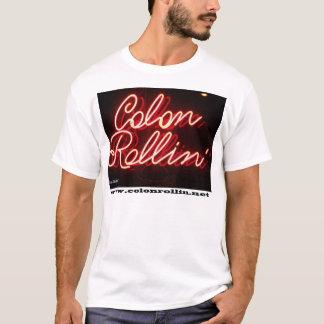 Colon Rollin' Neon T-Shirt
