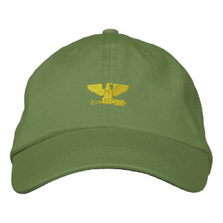 Colonel Embroidered Hat