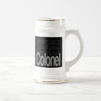 Colonel Extraordinaire Beer Stein