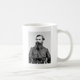 Colonel Strother, 3rd WV Cavalry, 1860s Coffee Mug