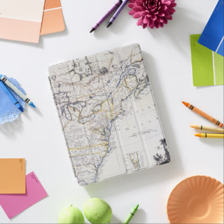 COLONIAL AMERICA: MAP, c1770 iPad Cover