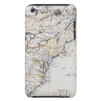 COLONIAL AMERICA: MAP, c1770 iPod Touch Cover