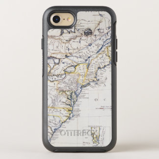 COLONIAL AMERICA: MAP, c1770 OtterBox Symmetry iPhone 7 Case