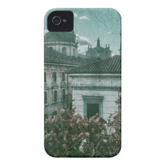 Colonial Architecture at Historic Center of Bogota iPhone 4 Case