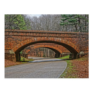 Colonial Historic Parkway #1 Postcard