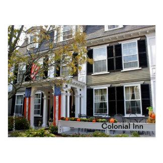 colonial Inn: Concord, MA Postcard