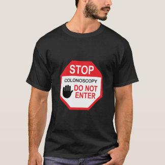 Colonoscopy: Do Not Enter T-Shirt