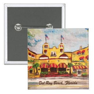 Colony Hotel, Del Ray Beach Florida pin