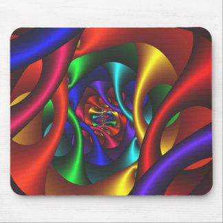 Color 2 mouse pad