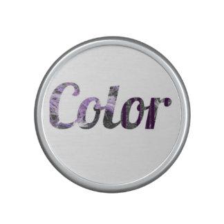 Color 2 speaker