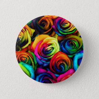 Color 6 Cm Round Badge