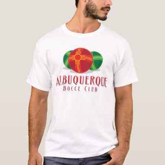 Color ABQ Bocce Club T-Shirt