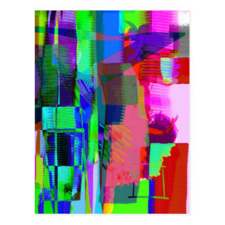 color abstract (34) postcard