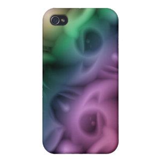 color abstract iPhone 4/4S covers