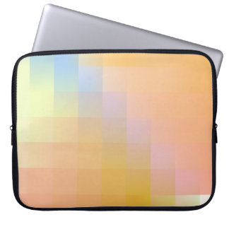 Color Abstraction Computer Sleeve