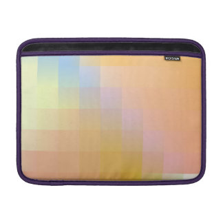 Color Abstraction MacBook Sleeve