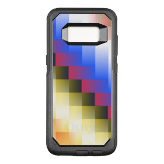 Color Abstraction OtterBox Commuter Samsung Galaxy S8 Case