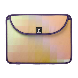 Color Abstraction Sleeves For MacBook Pro