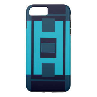 Color and Hues Blue iPhone 7 Plus Case