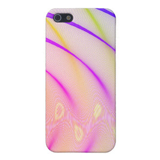 Color and line random iPhone 5 cover