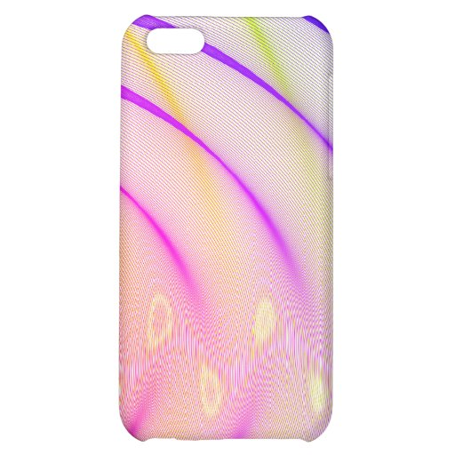 Color and line random iPhone 5C cover