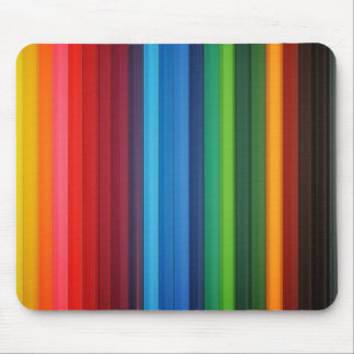 Color Band Mouse Pad