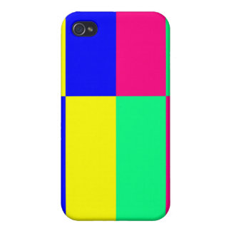 Color Bars Test Pattern Card iPhone 4 4S  Speck Ca Case For iPhone 4