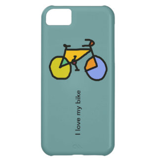 color bike iPhone 5C case