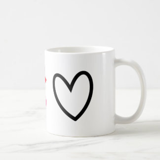 """COLOR BLIND LOVE"" Mug"