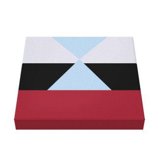 Color block 001 canvas prints