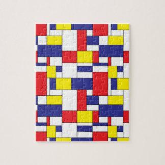 color blocks jigsaw puzzle