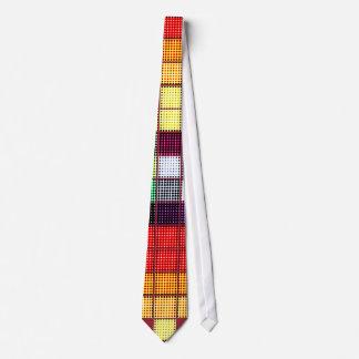 Color Blocks Necktie