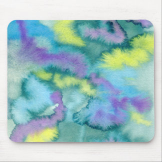 Color Bloomz Mouse Pad