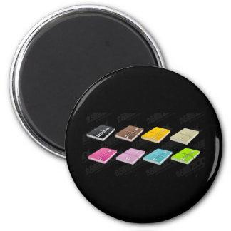 Color book icon magnets