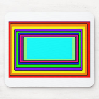 color box mouse pad