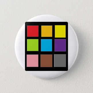 COLOR BOXES 6 CM ROUND BADGE