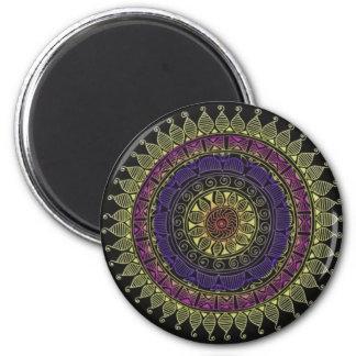 Color burst magnet