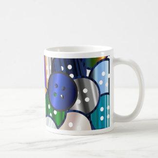 Color Button Collection Coffee Mug