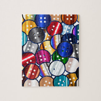 Color Button Collection Jigsaw Puzzle