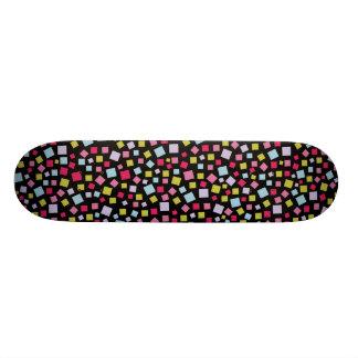 Color Cascade Custom Skate Board