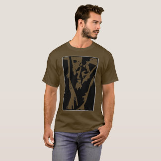 COLOR CHANGING CHRIST TSHIRT