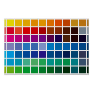 color chart texture pattern background code palett