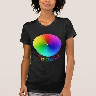 Color Checker Spectrum T Shirts